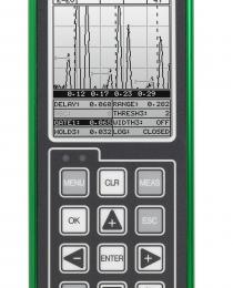 CMX DL réteg és falvastagságmérő